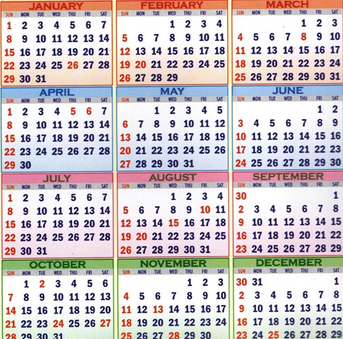 Gazetted Holidays & Restricted Holidays – Disciplinary and ...