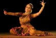 Uma Muralikrishna, a Kuchipudi dancer performing at IIM Bangalore