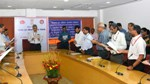 The Secretary, Ministry of Health and Family Welfare, Shri B.P. Sharma administering the pledge for integrity and transparency in all spheres of activities during services on the occasion of Vigilance Awareness Week from 26-31 October, 2015 to the officers and staff of the Ministry, in New Delhi on October 26, 2015.