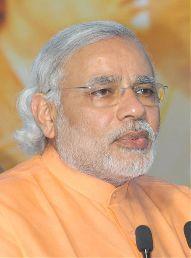 Prime Minister Narendra Modi (Image Courtesy: Wikemedia.org)