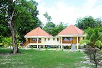 Dolphin Resort at Havelock Island (Image Courtesy: Andamans.gov.in)