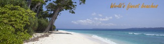World's finest beaches in Andamans
