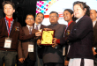 The Union Minister for Communications & Information Technology, Shri Ravi Shankar Prasad presented the Digital Wellness Online Challenge-2015 awards, at a function, in New Delhi on February 04, 2016.