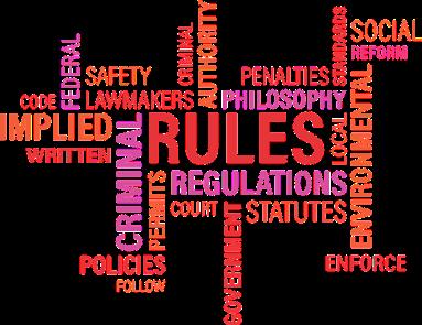 Rules (Pixabay Image)
