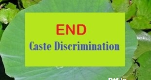 End Caste Discrimination
