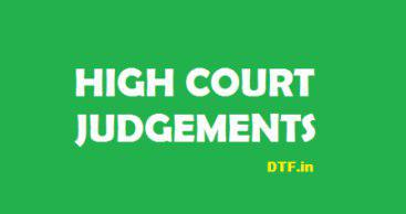 High Court Judgements