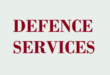 Defence Services