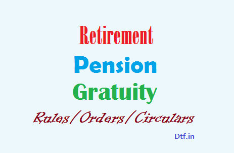 Retirement/Pension