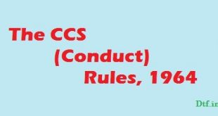 Conduct Rules