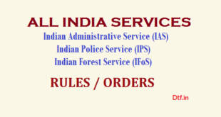 All India Services