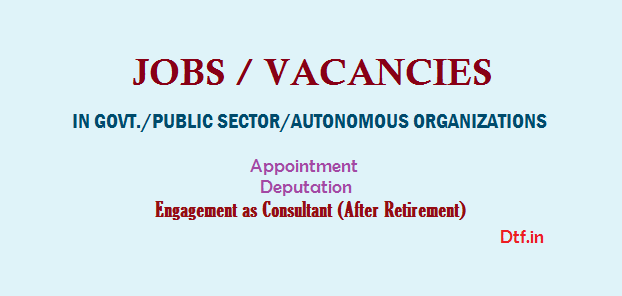 Jobs-Vacancies