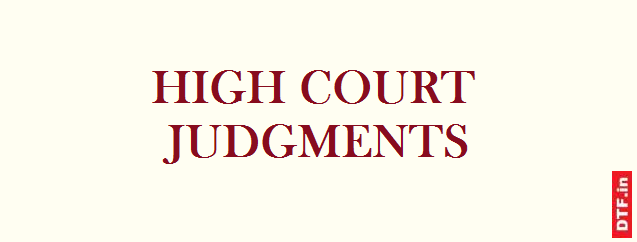 High Court Judgments