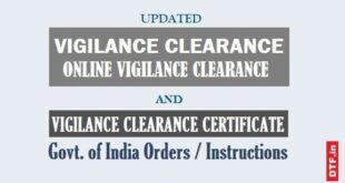 Vigilance Clearance