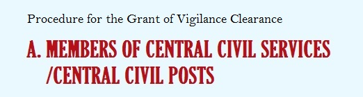 A. Vigilance Clearance for CCS