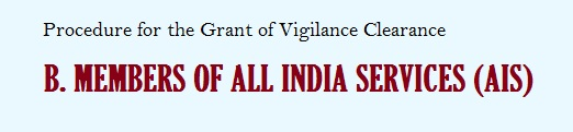 B. Vigilance Clearance for AIS